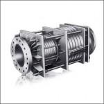 圧力バランス式ベローズ形伸縮管継手